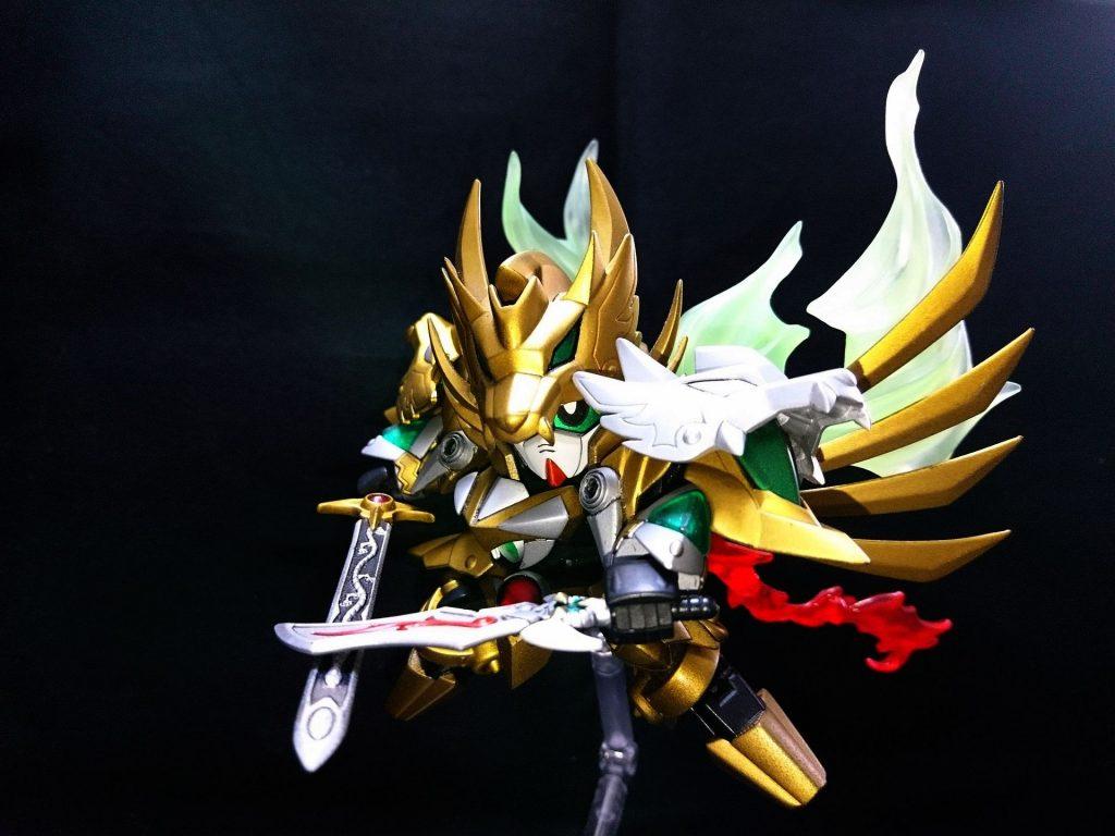 黄金の騎士 -双烈融身- アピールショット6
