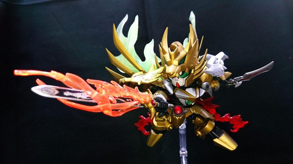 黄金の騎士 -双烈融身- アピールショット8