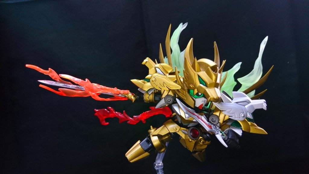 黄金の騎士 -双烈融身- アピールショット7