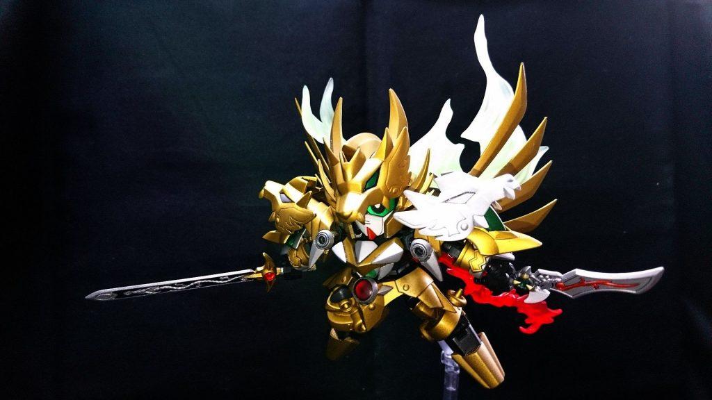 黄金の騎士 -双烈融身- アピールショット5