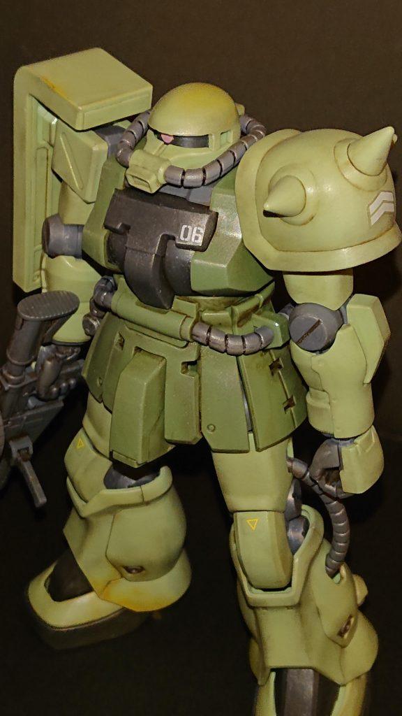 ザクⅡF2ジオン軍仕様