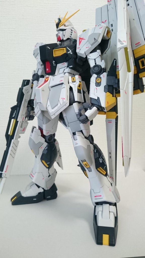 RX-93 νガンダム アピールショット1