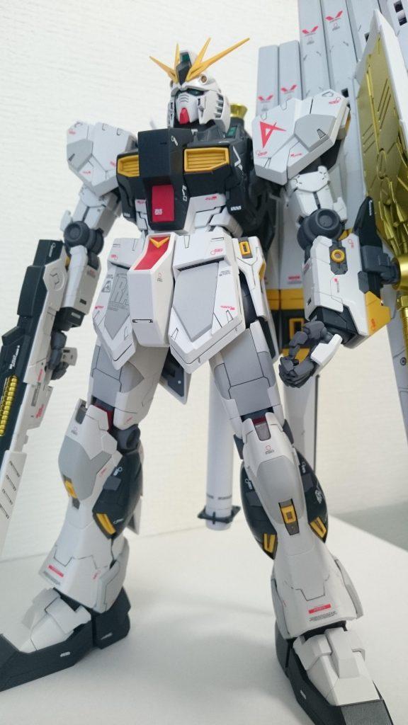 RX-93 νガンダム アピールショット5