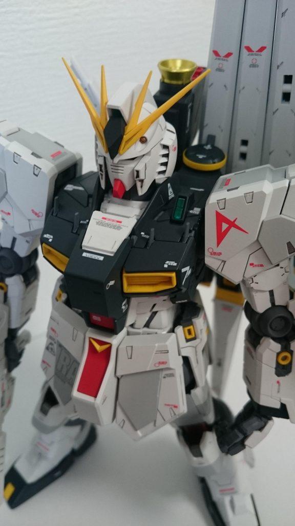 RX-93 νガンダム アピールショット4