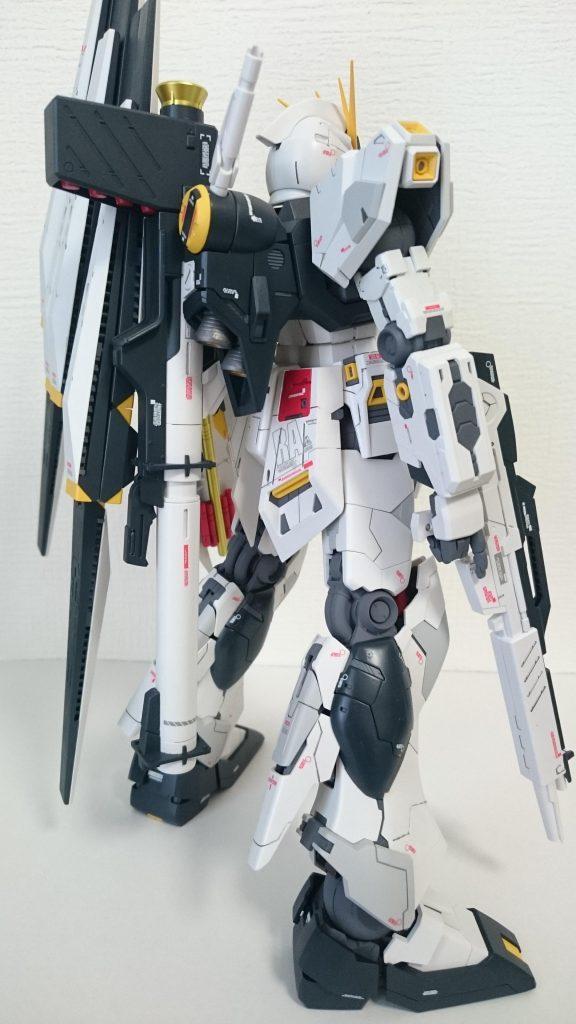 RX-93 νガンダム アピールショット2