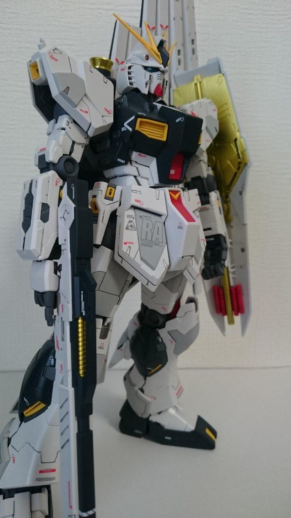 RX-93 νガンダム アピールショット3