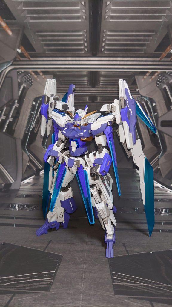 ガンダムAGE-FX-BLADE(Ver.0.9)