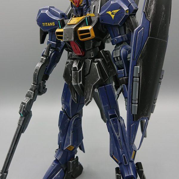 ガンダムMARKⅢ ティターンズVer