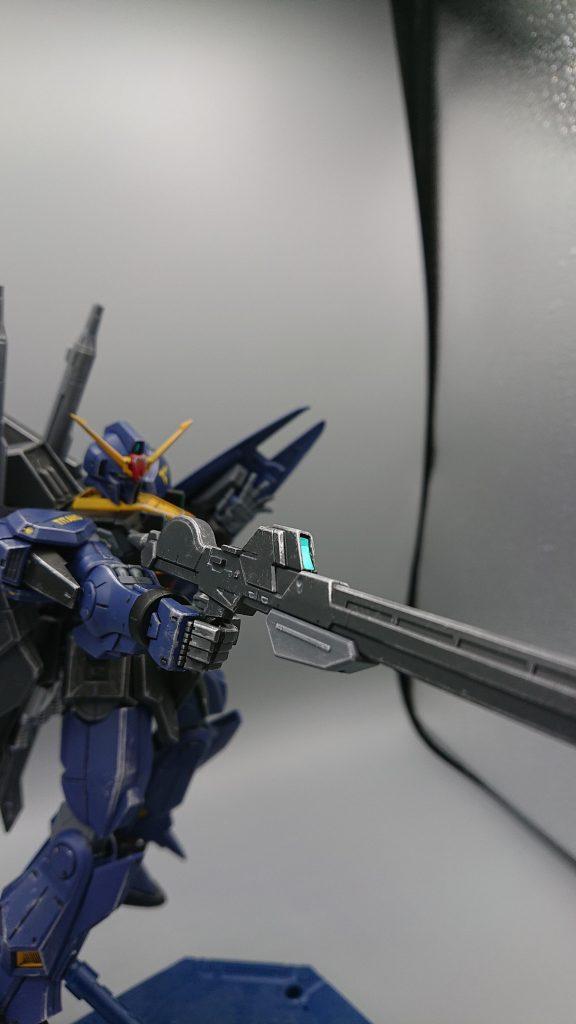 ガンダムMARKⅢ ティターンズVer アピールショット6