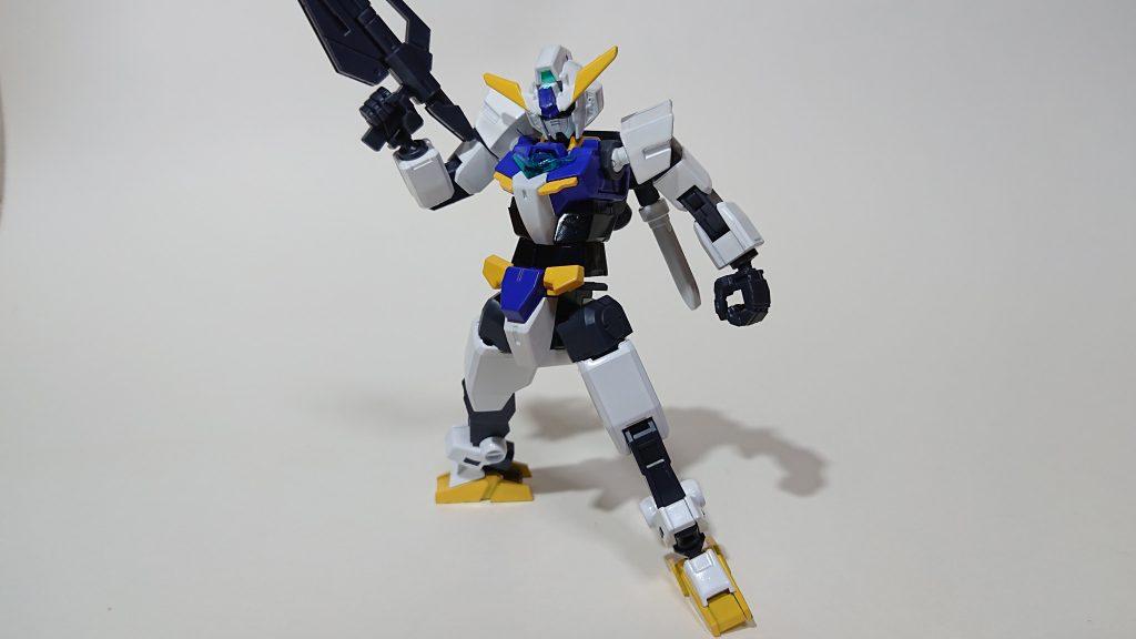 コアガンダムFXアーマー アピールショット1