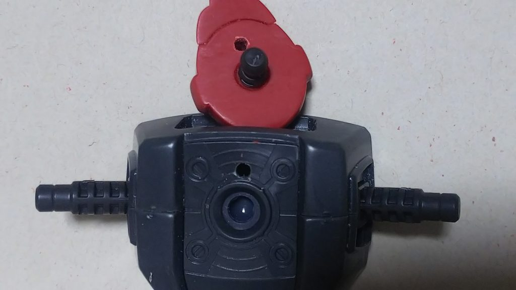 HGUC1/144 ジョニー・ライデン専用ゲルググ 制作工程2