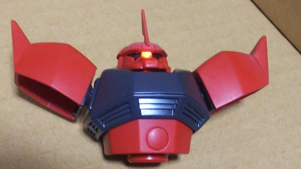 HGUC1/144 ジョニー・ライデン専用ゲルググ 制作工程5