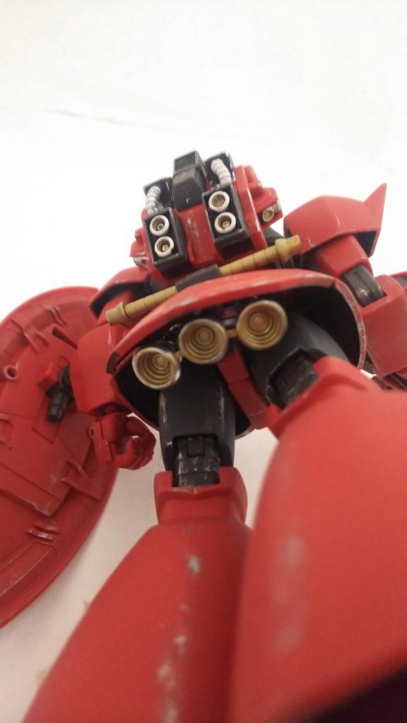 HGUC1/144 ジョニー・ライデン専用ゲルググ 制作工程7