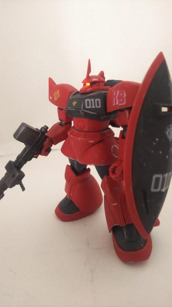 HGUC1/144 ジョニー・ライデン専用ゲルググ