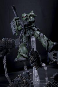 HG オリジン版 ザクⅡ