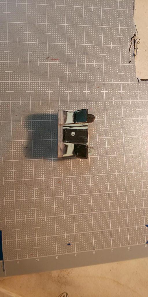 HGUCジム 制作工程2