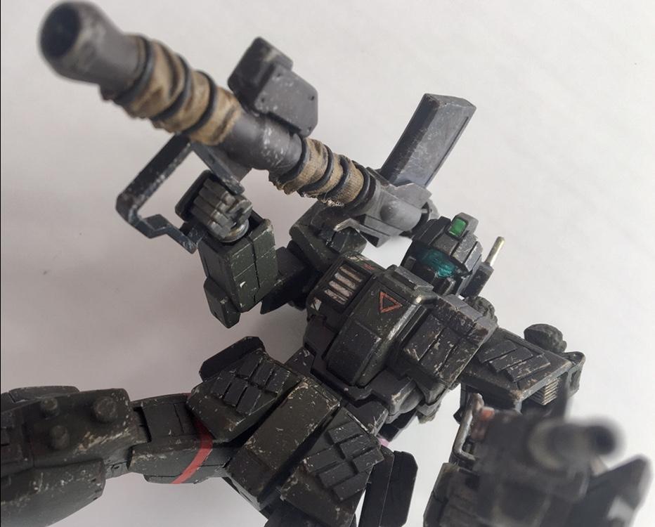 HG 陸戦浸透強襲型ジム