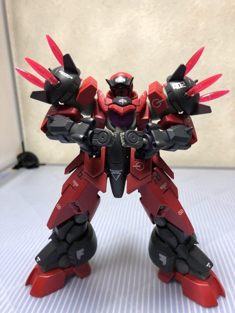 オーガ刃-X アピールショット2