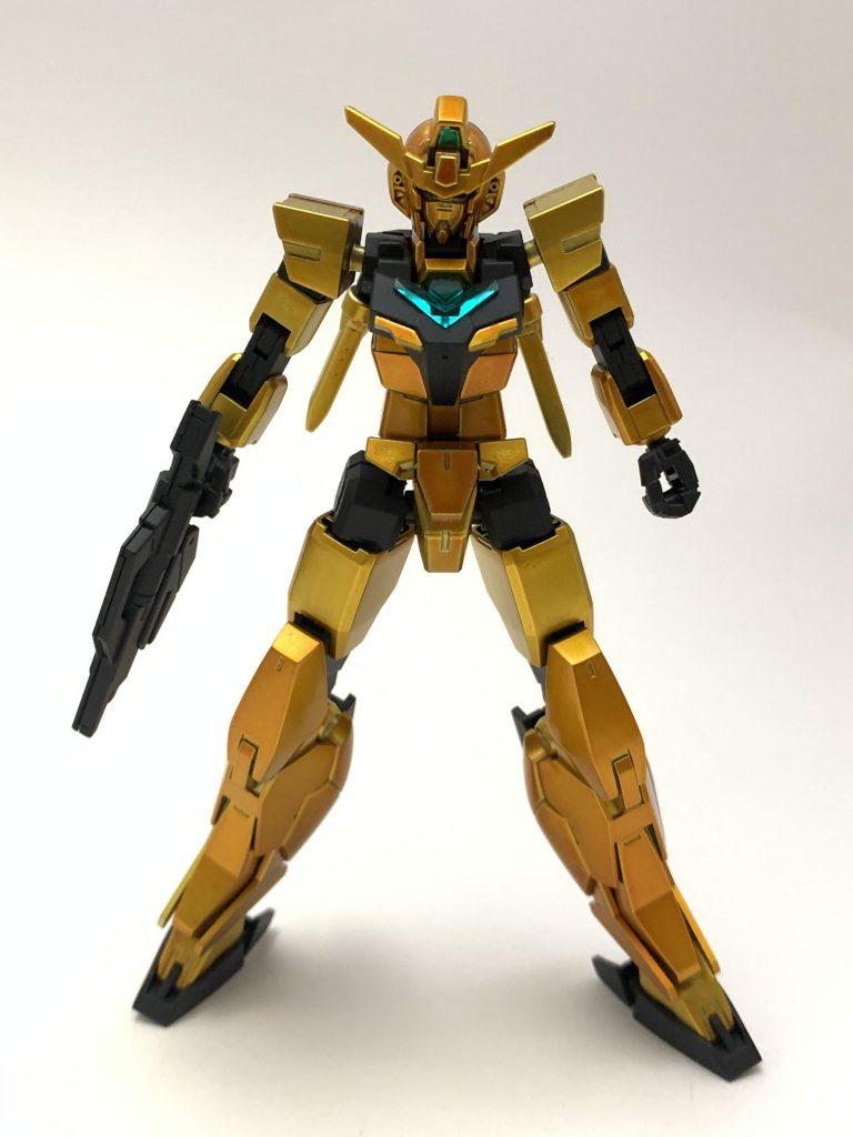 金色ガンダム アピールショット5