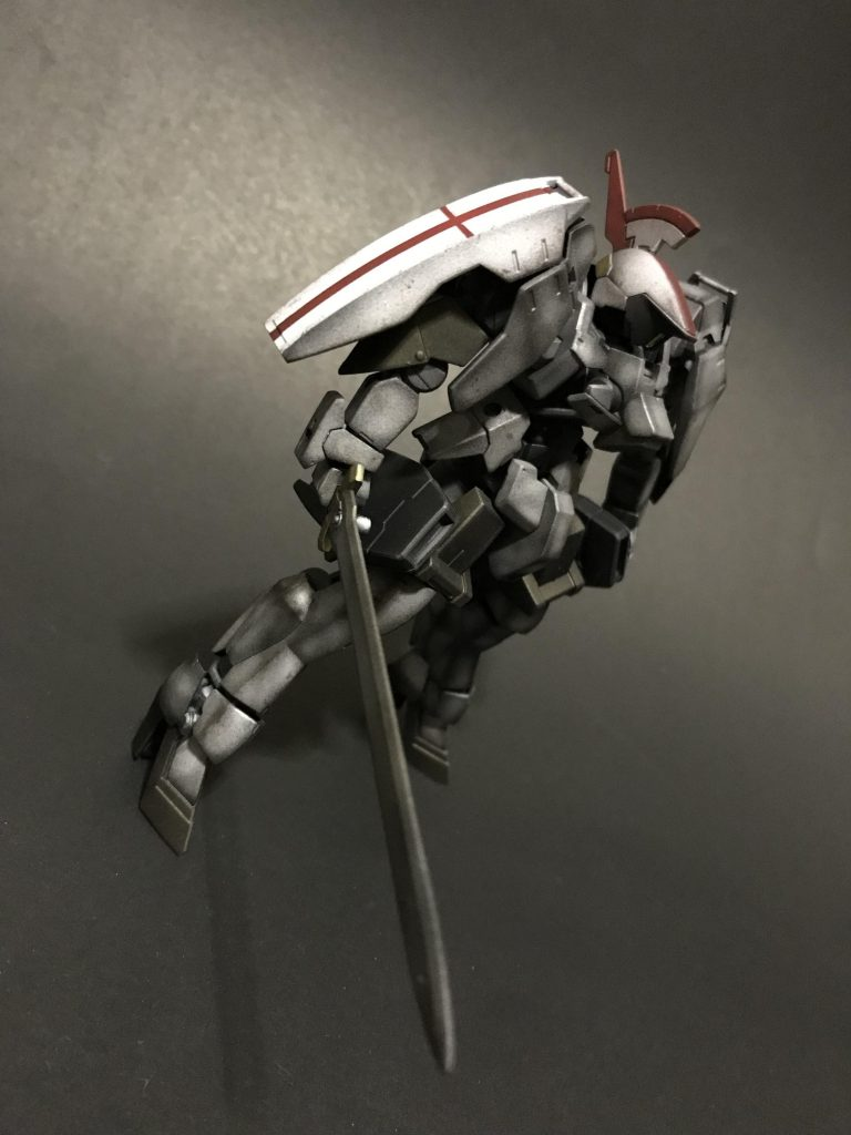 HG グレイズリッター テンプルナイト アピールショット3