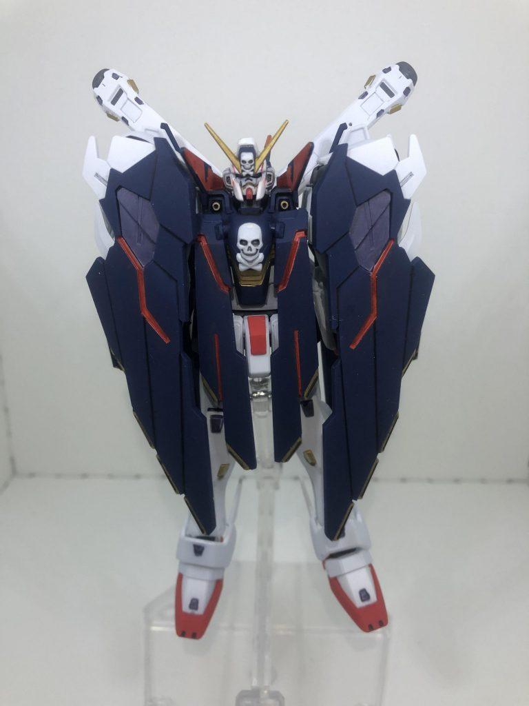 HG クロスボーン・ガンダムX1フルクロス 制作工程2