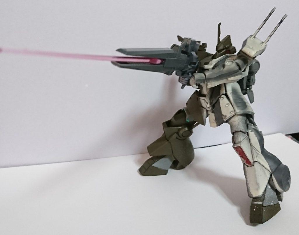 幻獣の狙撃手 アピールショット1