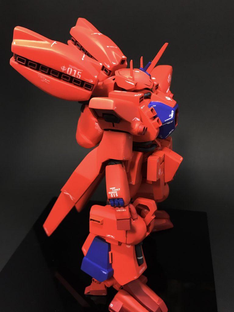1/144  AMX-015 ゲーマルク アピールショット3