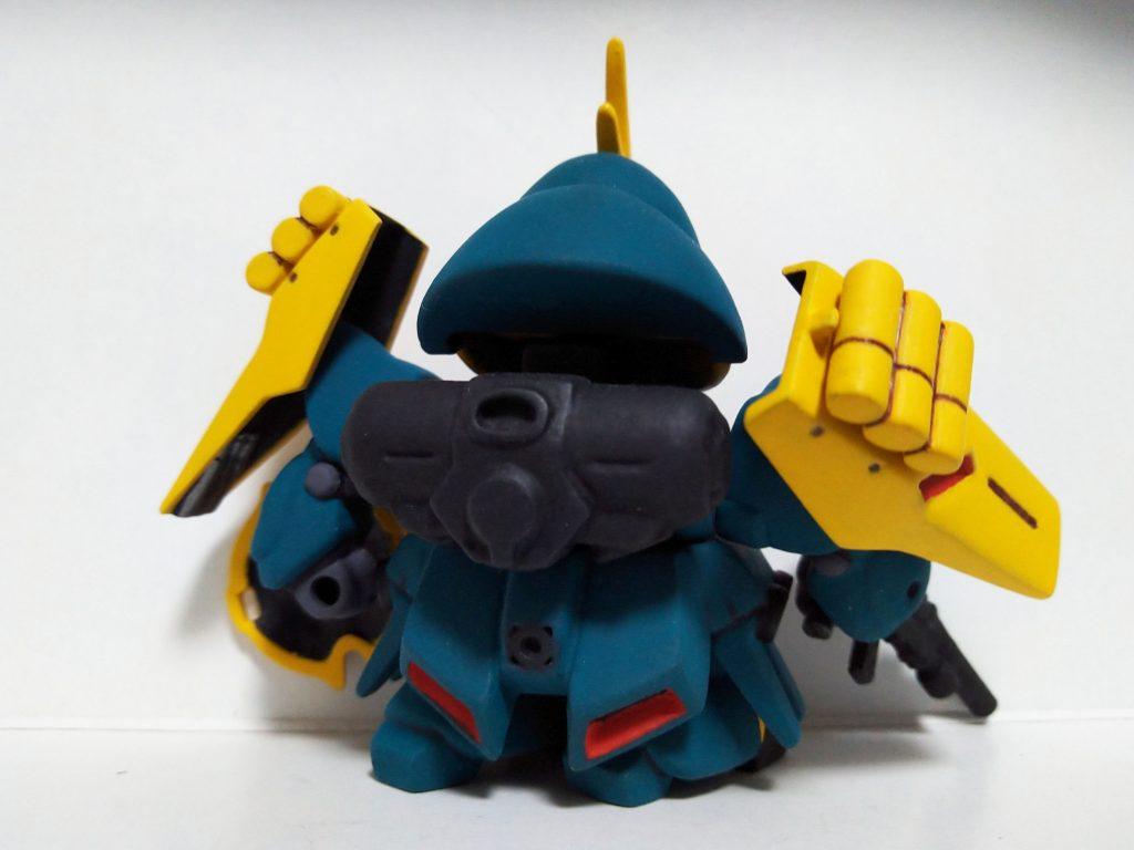SD ヤクト·ドーガ アピールショット1