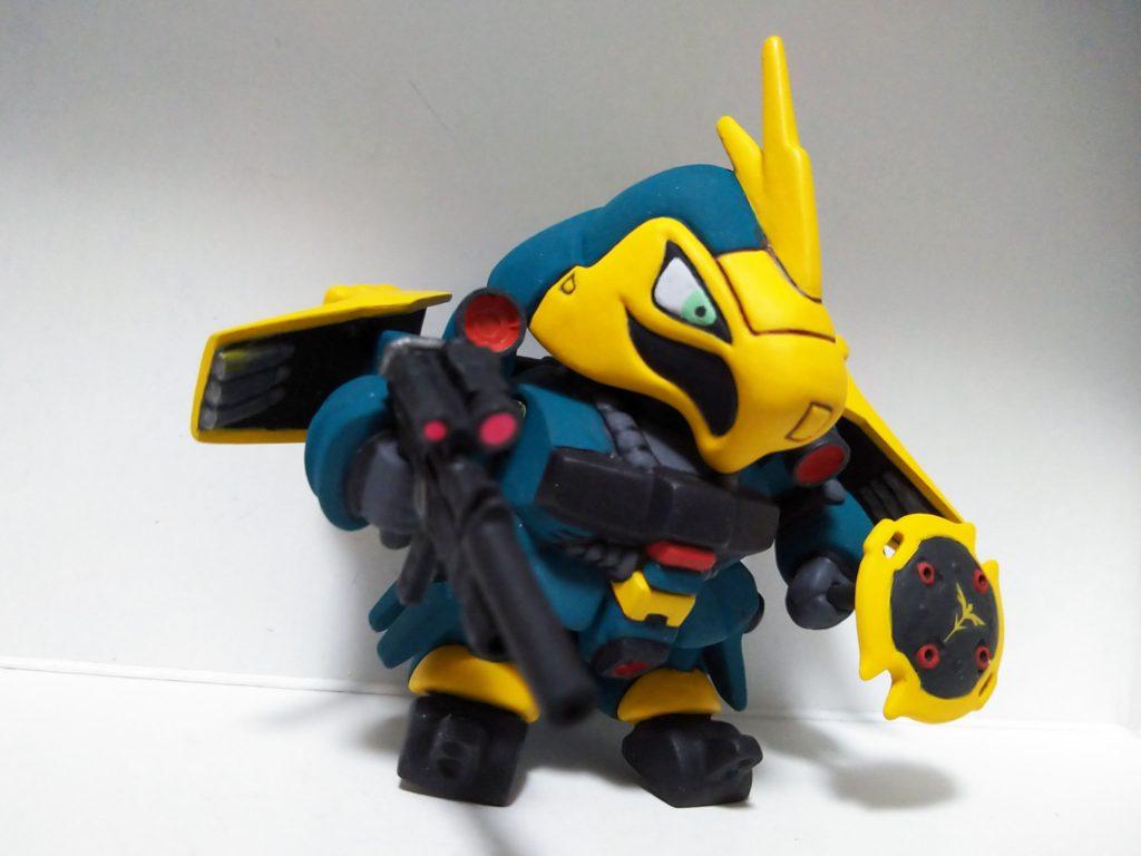 SD ヤクト·ドーガ アピールショット2
