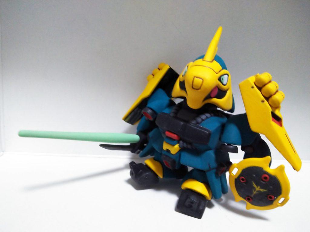 SD ヤクト·ドーガ アピールショット3