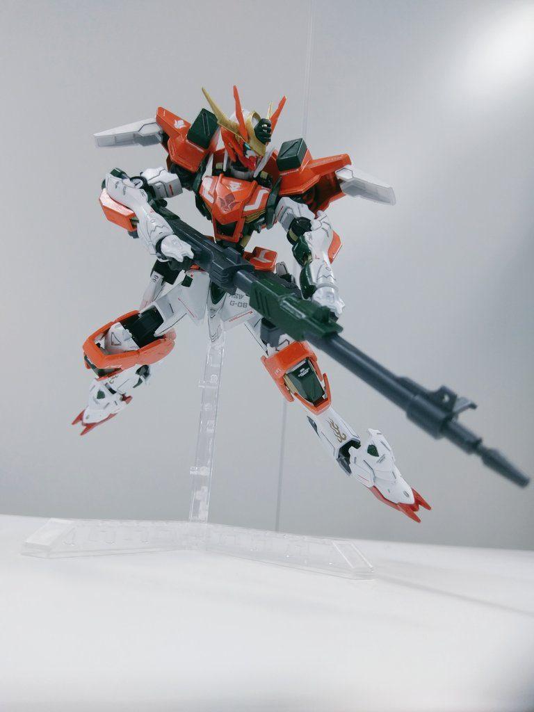 ガンダムバルバトスルプスバスター アピールショット8