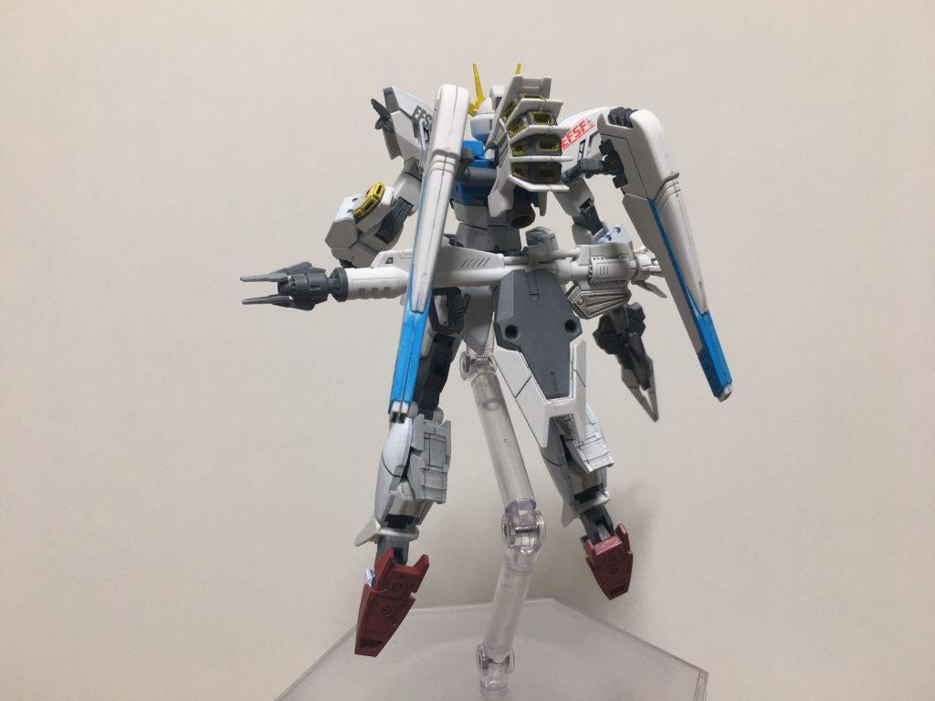 コアガンダム X F91アーマー アピールショット4