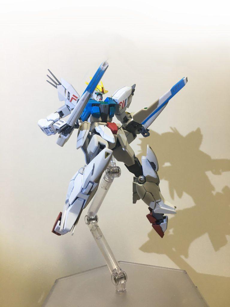 コアガンダム X F91アーマー 制作工程2