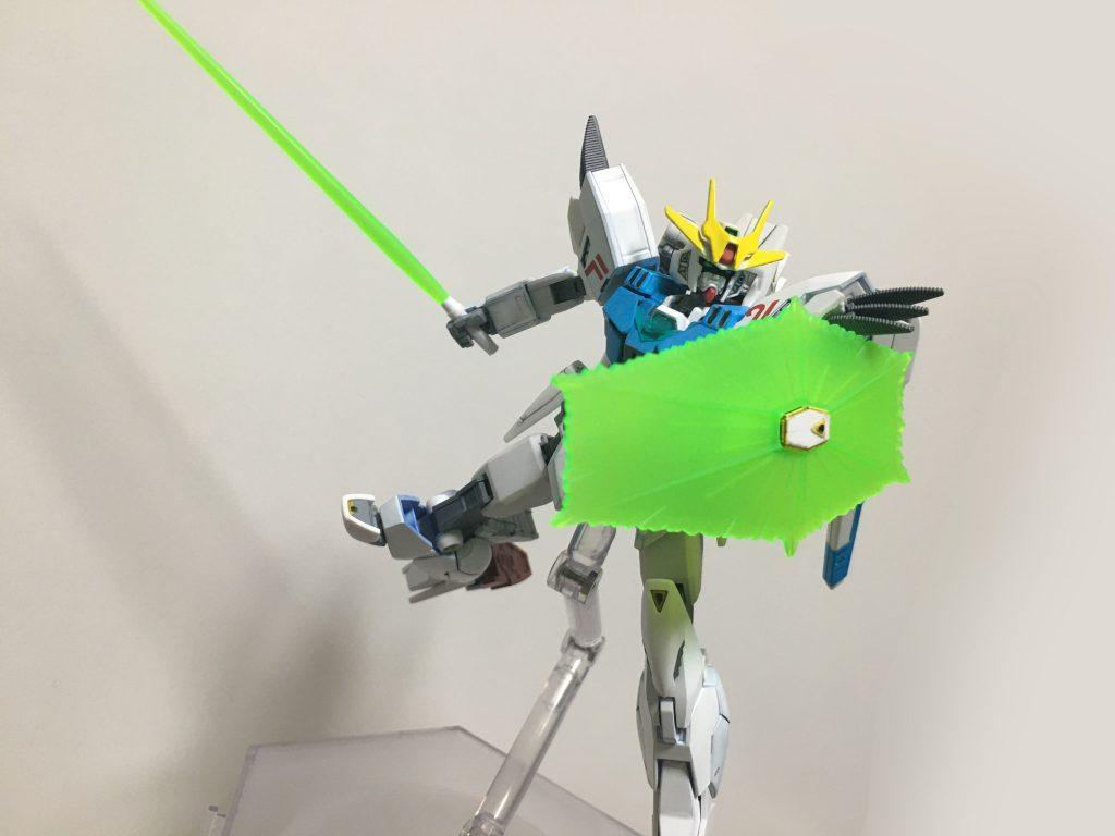 コアガンダム X F91アーマー 制作工程3