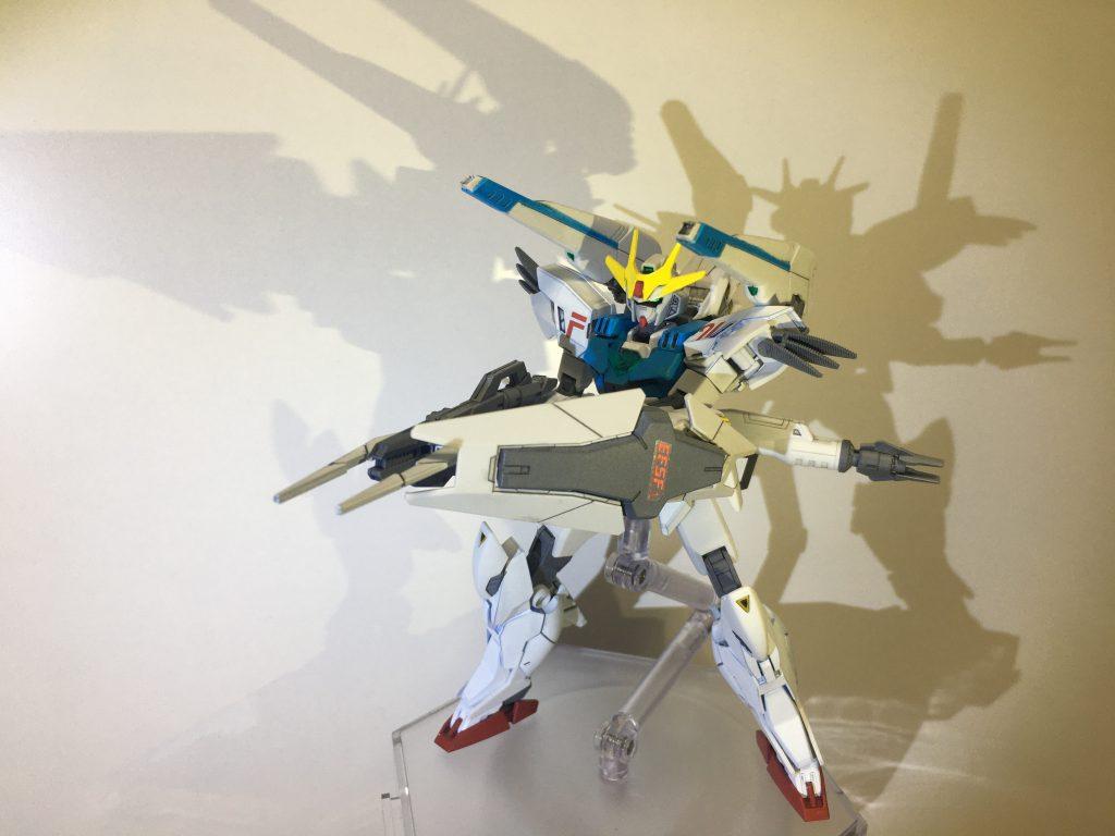 コアガンダム X F91アーマー 制作工程4