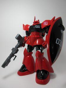 HG 1/144 ジョニー・ライデン専用ゲルググ