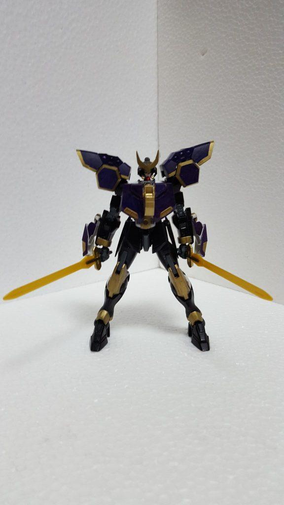 空牙ガンダム・ライジングフォーム集 アピールショット3