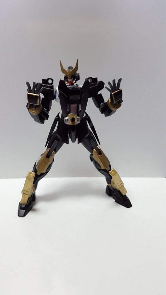 空牙ガンダム・ライジングフォーム集 アピールショット4