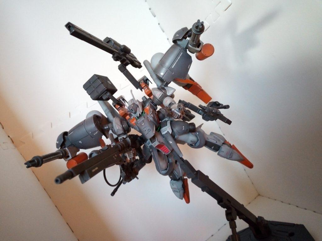Ex-3C バイアランEx-CCC 制作工程7
