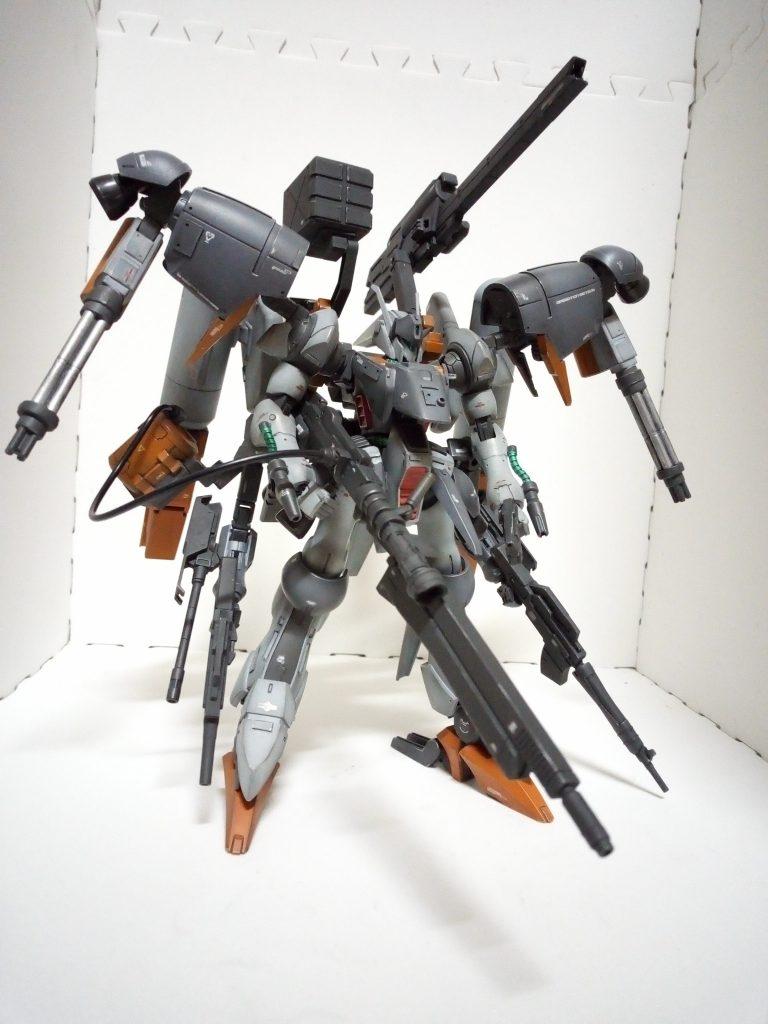 Ex-3C バイアランEx-CCC 制作工程8