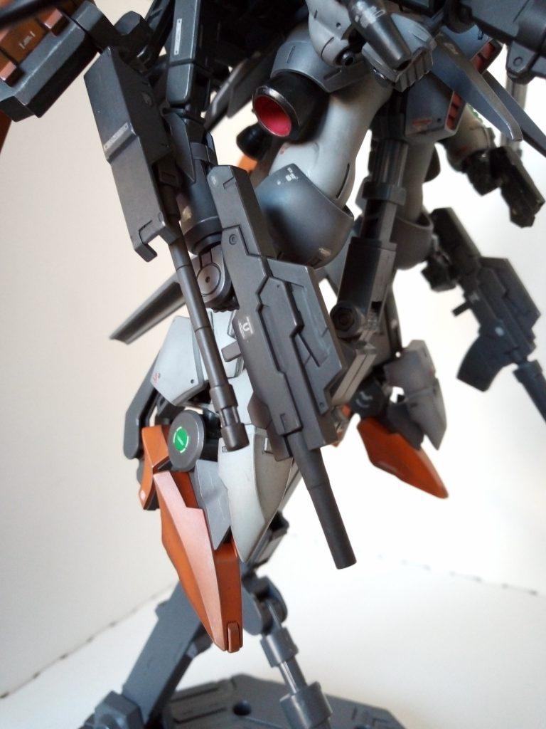Ex-3C バイアランEx-CCC 制作工程1