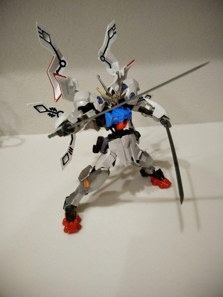 闘神バルバトス 制作工程3