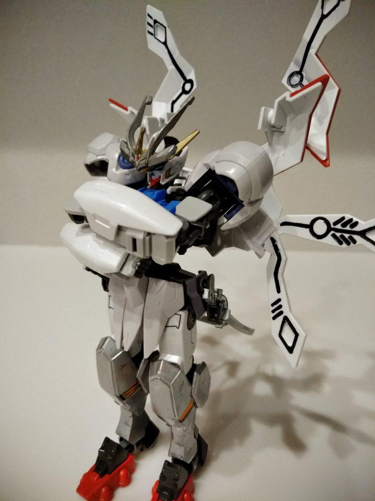 闘神バルバトス 制作工程2