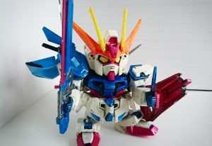 Strike Gundam Striker Weapon System