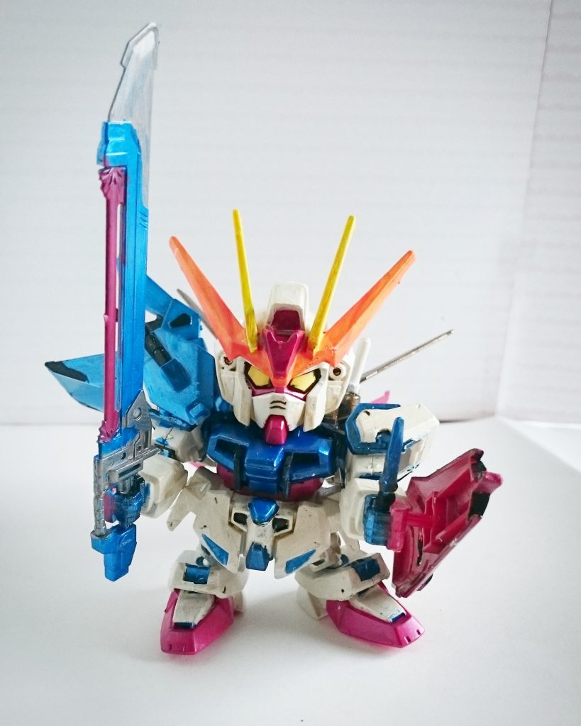 Strike Gundam Striker Weapon System アピールショット4