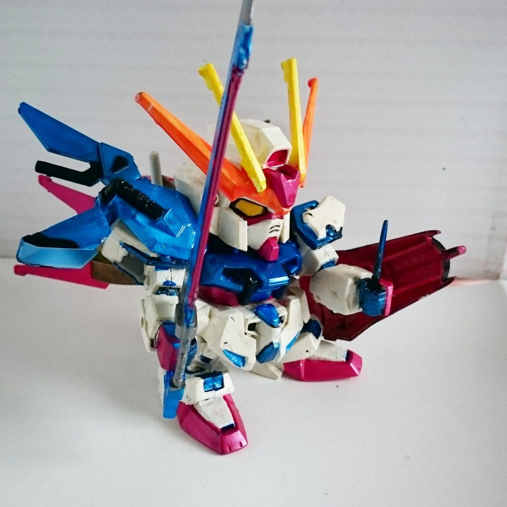 Strike Gundam Striker Weapon System アピールショット2