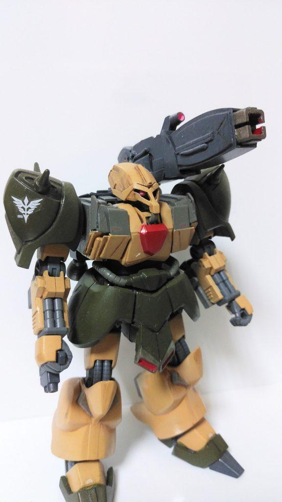 初改造の子 ガルスK
