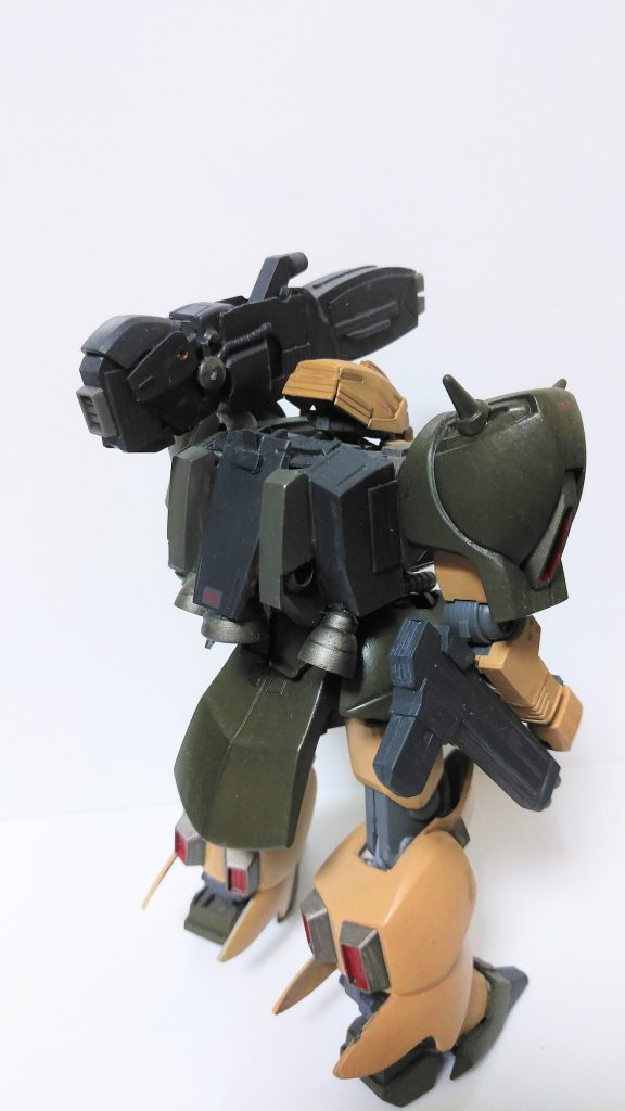 初改造の子 ガルスK アピールショット1