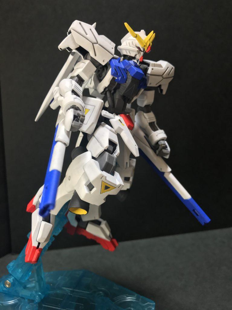 ガンダムヴィダール91 アピールショット5