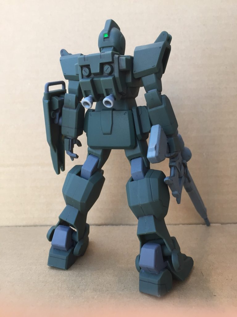 RGM-79(G) ジムスナイパー アピールショット1